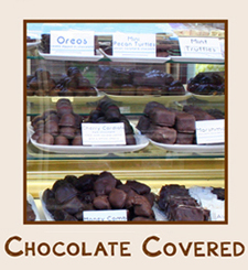 Chocolate Covered goodies